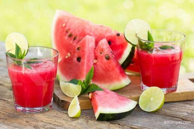 Catat, inilah 4 manfaat buah semangka menurut ahli gizi
