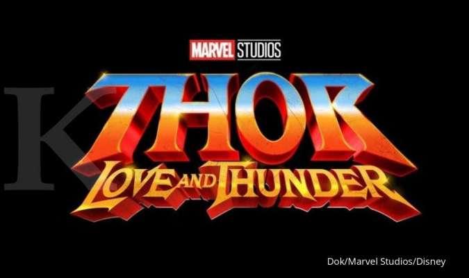 Film Thor: Love and Thunder dari Marvel Studios dan Disney.