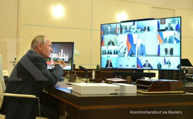 Presiden Azerbaijan minta maaf ke Putin, pasca tembak jatuh helikopter Rusia
