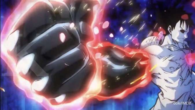 Anime One Piece 945, Queen tak sadarkan diri, Luffy vs Big Mama di penjara Udon