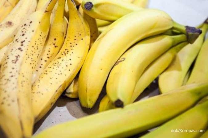 Cara mengencangkan kulit wajah bisa dengan pisang.