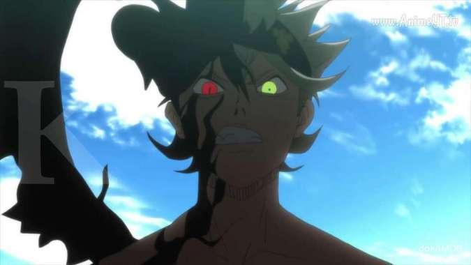 Manga Black Clover 268 Terkuaknya Kisah Masa Kecil Iblis Asta