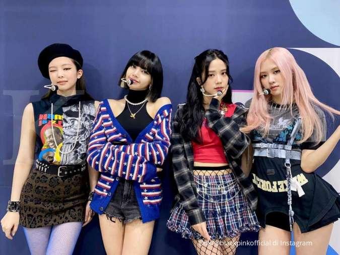 Dua lagu BLACKPINK masuk peringkat 10 lagu paling dicintai tahun 2020 di Korea.