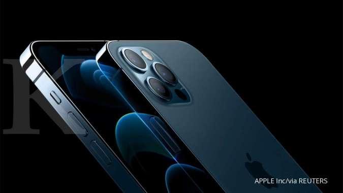 ILUSTRASI: iPhone 12 Pro
