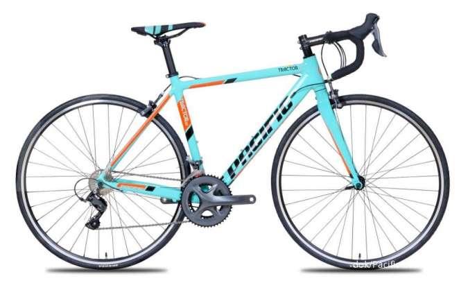 Paling murah, ini daftar seri dan harga sepeda balap Pacific termurah