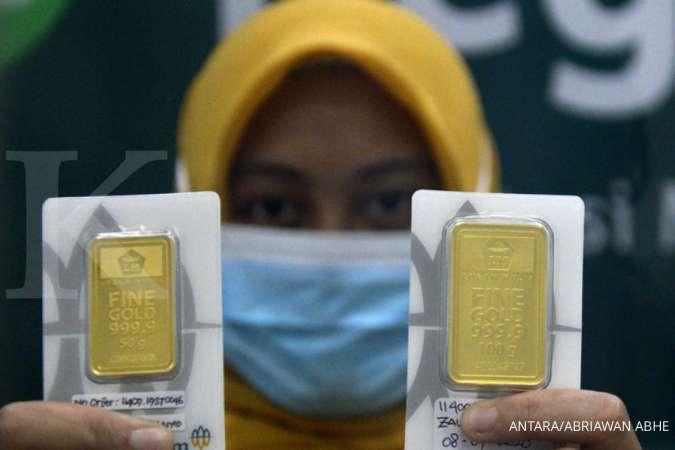Harga emas hari ini di Pegadaian, Kamis 3 Desember 2020