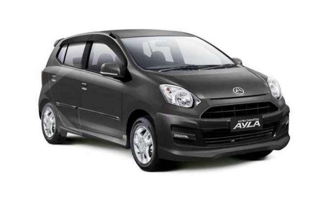 Mobil bekas Daihatsu Ayla
