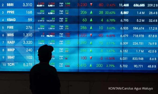 IPO Korporasi Plat Merah Akan Meriah Lagi