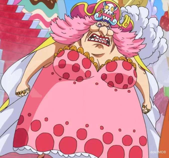 Anime One Piece 946, gara-gara Queen, ingatan Big Mama kembali
