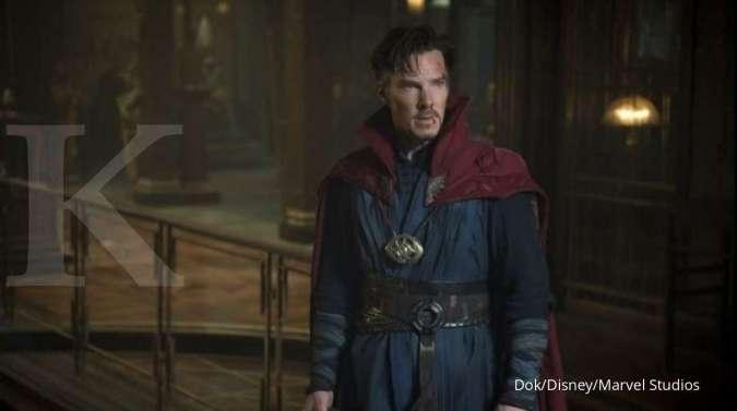 Benedict Cumberbatch sebagai Doctor Strange di MCU, inilah 9 Fakta film Doctor Strange 2.