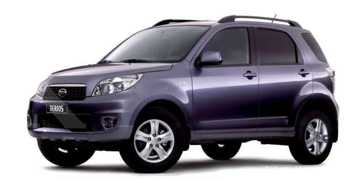 Mulai Rp 70 jutaan, harga mobil bekas Daihatsu Terios tahun segini kian murah