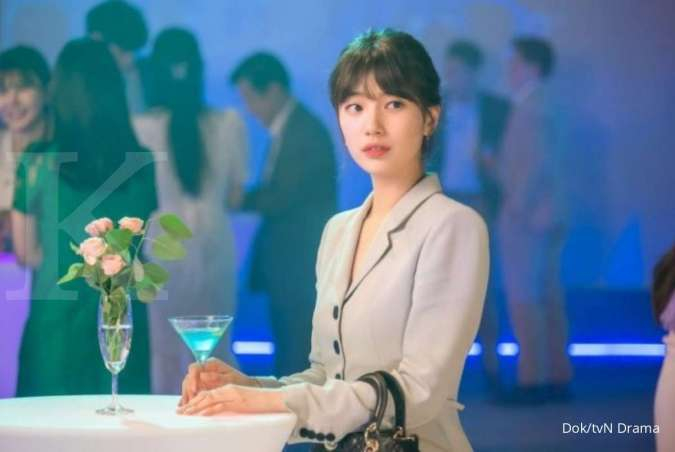 Drama Korea terbaru Start-Up yang dibintangi Suzy di tvN.