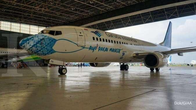 Garuda Indonesia (GIAA) luncurkan desain mask livery ...
