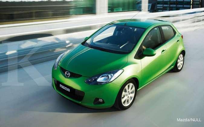 Kian murah, harga mobil bekas Mazda 2 hatchback tahun segini kini mulai Rp 70 jutaan
