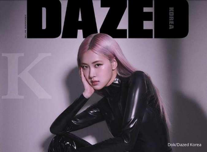 Rose BLACKPINK akan menyanyikan lagu debut solonya di konser online The Show.