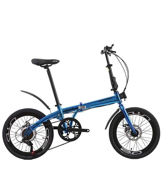 Warna-warni, harga sepeda lipat United Stylo Beat 2020 murahnya gak main-main
