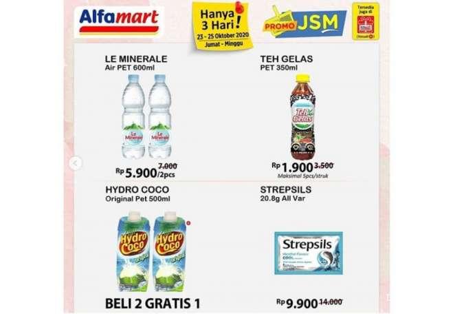 Promo JSM Alfamart 23-25 Oktober 2020