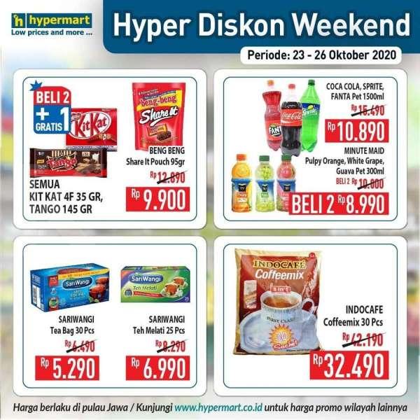 Promo JSM Hypermart 23-26 Oktober 2020