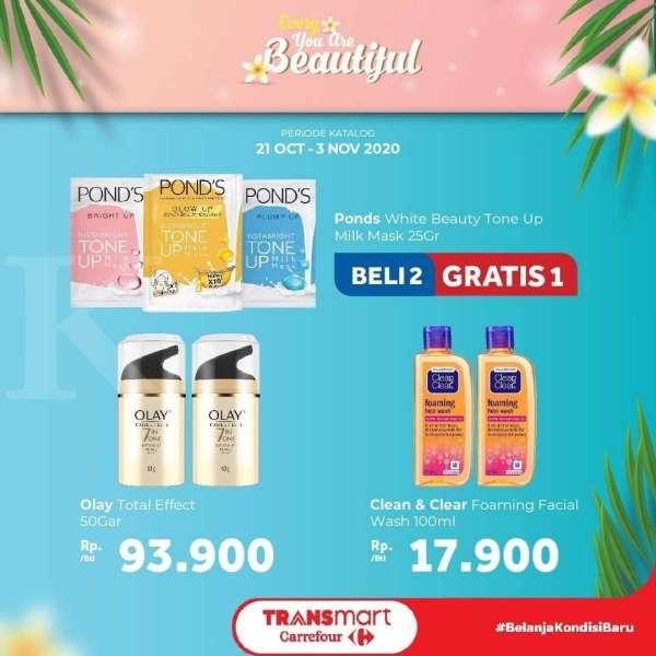 Promo Transmart Carrefour 21 Oktober – 3 November 2020