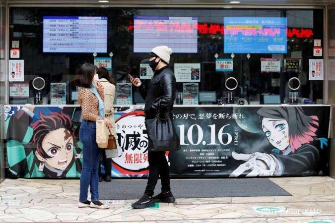 Cegah lonjakan kasus Covid-19, Tokyo pangkas jam operasional bar dan restoran