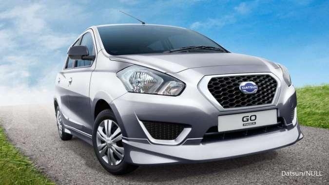 MPV murah meriah, kini harga mobil bekas Datsun Go Plus Panca mulai Rp 50 jutaan