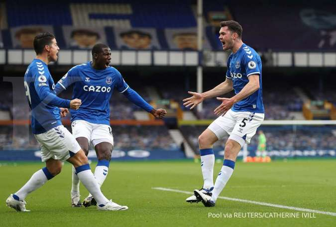 Jelang Everton vs Man City di Liga Inggris