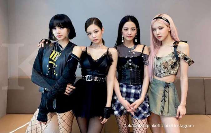 BLACKPINK menguasai 10 besar girl group dengan brand reputasi terbaik di Januari 2021.