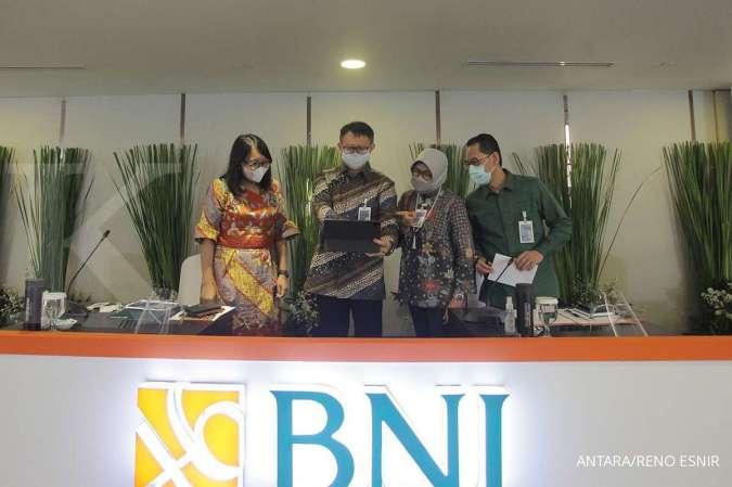 Laba bersih Bank BNI melorot 63,9% pada kuartal III-2020 ...