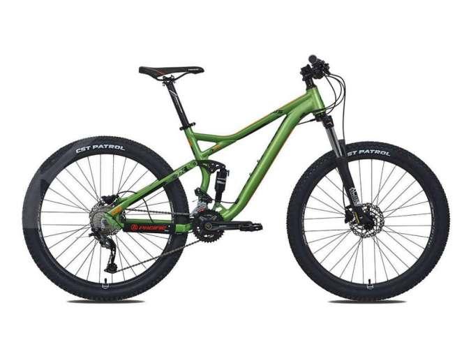 Sepeda gunung Pacific Fluxus 2.0