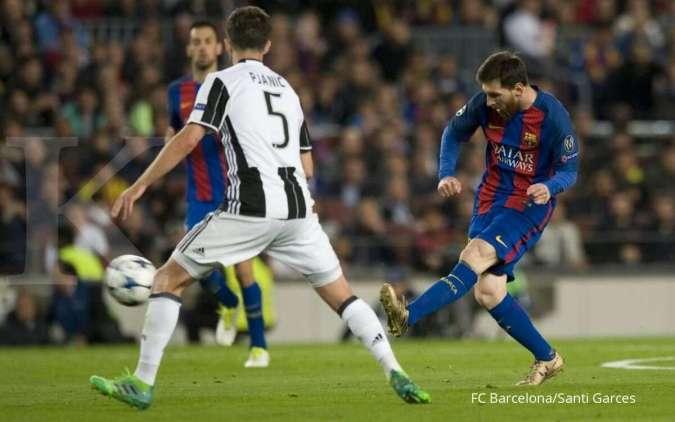 Prediksi Juventus vs Barcelona: Kesempatan Messi lampaui rekor Ronaldo