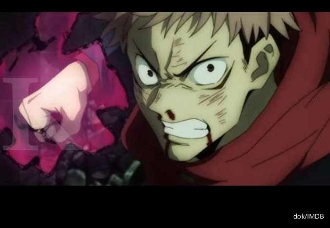 Anime Jujutsu Kaisen eps 9 sub Indonesia, Mahito punya murid, siapa dia?