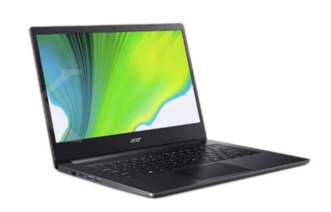 Harga laptop Acer Aspire 3 Slim (A314-22) mulai Rp 4 jutaan