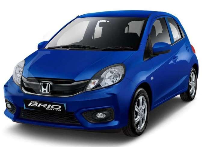 Sudah terjangkau, harga mobil bekas Honda Brio Satya tahun muda mulai Rp 100 juta
