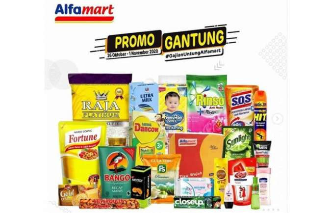 Promo Jsm Alfamart Terbaru Diskonan Weekend 26 Oktober 1 November 2020