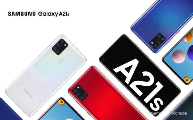 Pilihan HP Samsung harga 2 jutaan terbaik: Samsung Galaxy A21s & Galaxy M21