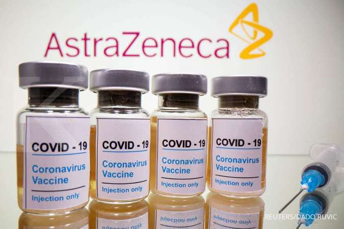 Vaksin corona buatan Oxford-AstraZeneca manjur 90% lebih, tapi ada catatatan