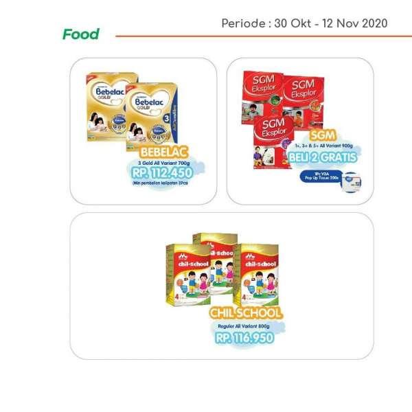 Promo Yogya Supermarket Weekday 9 November 2020 Serba Hemat