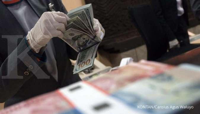 Kurs dollar rupiah di BCA hari ini Rabu 23 Juni 2021