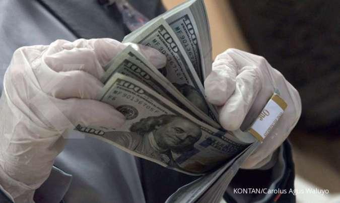Kurs dollar-rupiah di BCA, hari ini Kamis 25 Maret 2021