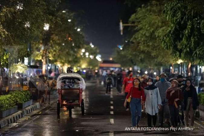 Cuaca hari ini di Jawa dan Bali: Semarang hujan lebat, Yogyakarta hujan sedang