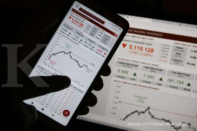 Asing manfaatkan kenaikan IHSG dengan melego saham-saham ini Selasa (1/12)