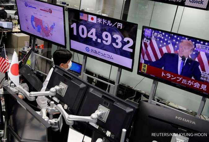 Alarm peringatan akan kejatuhan pasar saham semakin kuat berdering