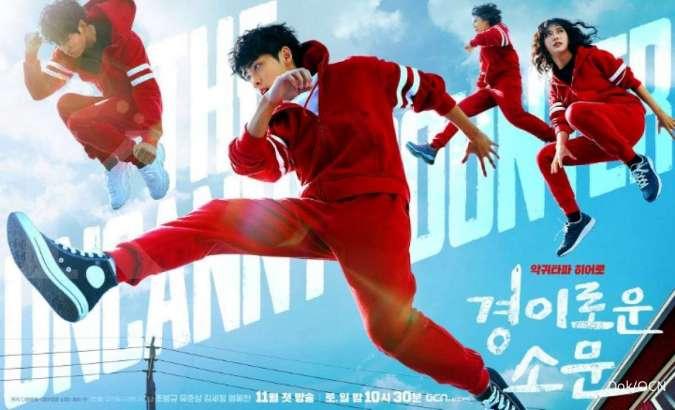 Drama Korea The Uncanny Counter yang meraih rating tertinggi sepanjang masa di OCN.
