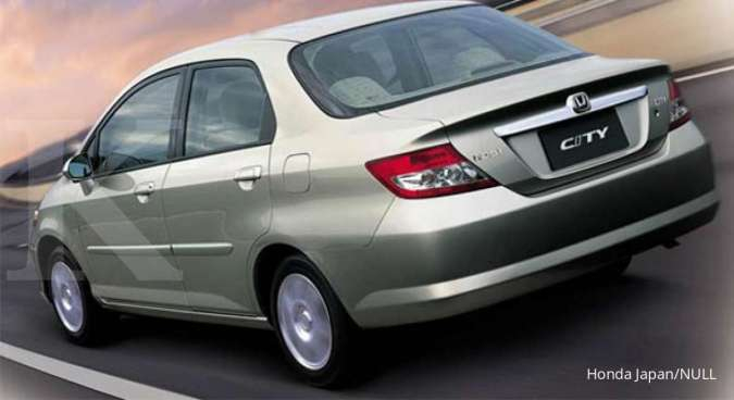 Ada Honda City tahun segini, pilihan harga mobil bekas Rp 60 juta