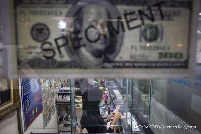 Kurs dollar-rupiah di BCA hari ini Kamis 26 November 2020