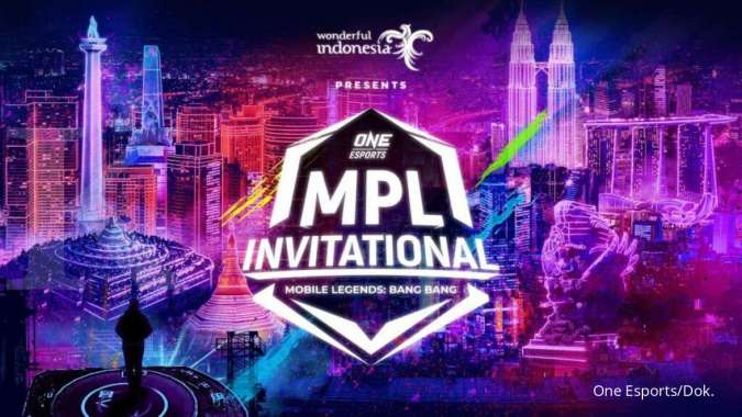 ILUSTRASI: One Esports Mobile Legends Professional League 2020