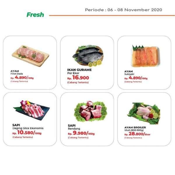 Promo Jsm Yogya Supermarket 6 8 November 2020 Harga Heran