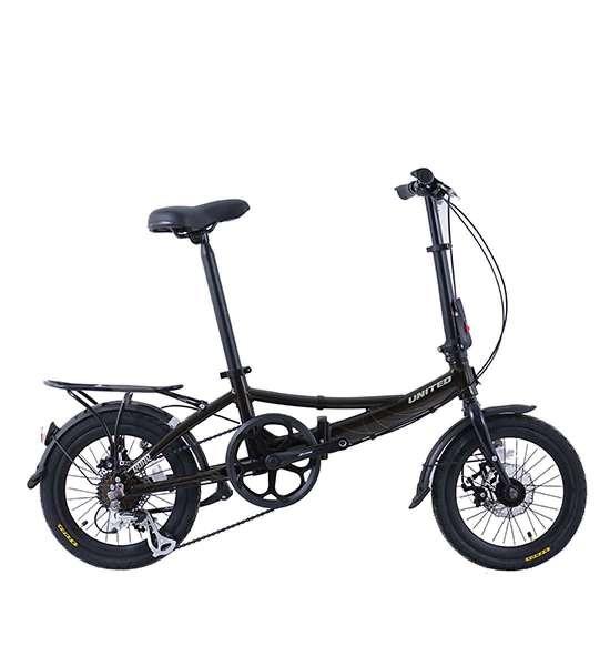 Maskulin dan unik, harga sepeda lipat United Roar gak bikin kantong bolong