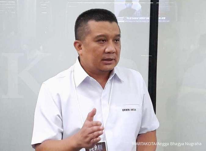 Erwin Aksa bicara soal tren elektabilitas 4 kandidat Pilwalkot Makassar