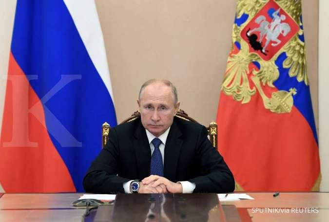 Vladimir Putin: Ayo mulai vaksinasi skala besar pekan depan